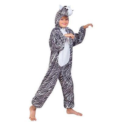 Foto van Zebra onesie kind