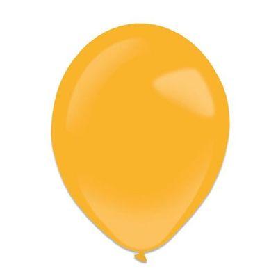 Foto van Ballonnen orange peel (13cm) 100st
