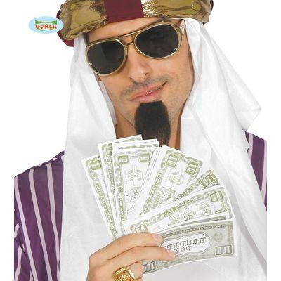 Foto van Nep dollar biljetten