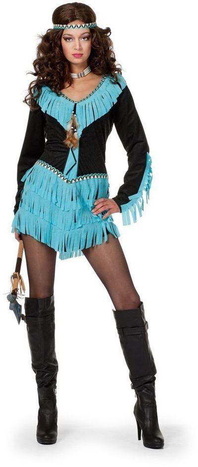 Indianen jurkje - Luxe