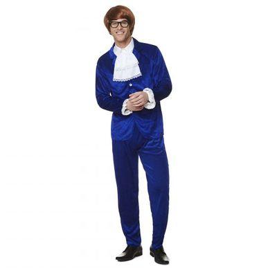 Foto van Austin Powers kostuum luxe
