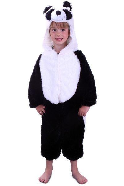 kinder onesie panda