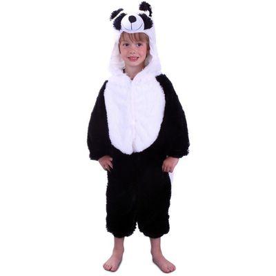 Foto van kinder onesie panda