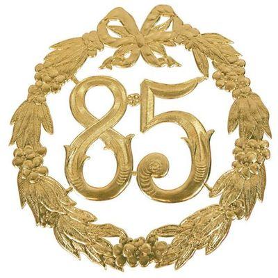 Jubileumcijfer 85
