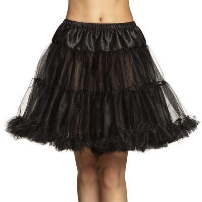 Petticoat deluxe zwart