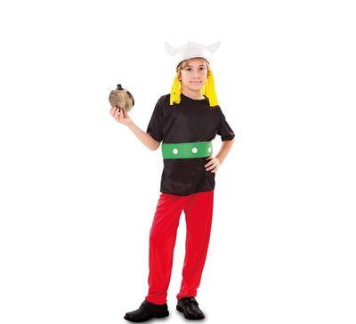 Asterix kostuum kind
