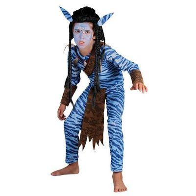 Foto van Avatar kostuum jongen