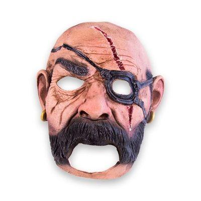 Masker piraat (open mond)
