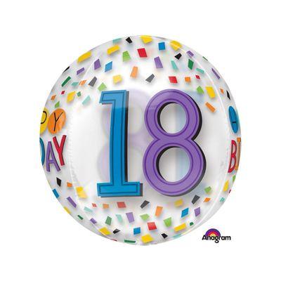 Folie ballon 18
