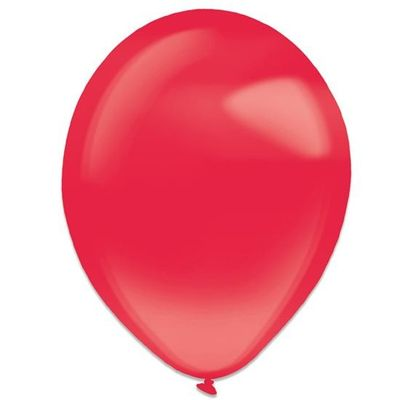 Ballonnen magenta (28cm) 50st