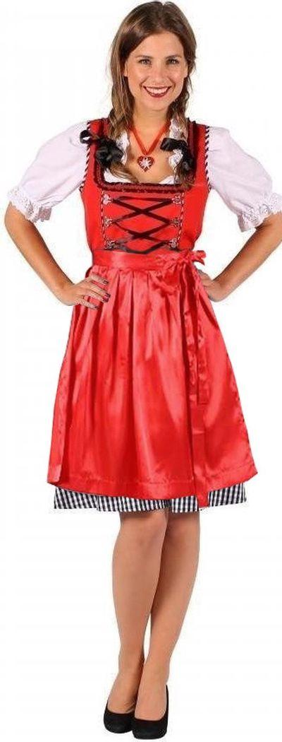 Dirndl jurk Lisa
