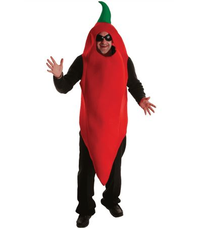 Chilipeper kostuum