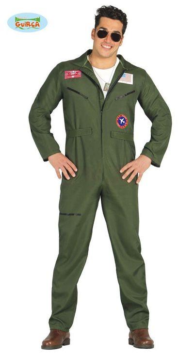 Straaljager piloot pak