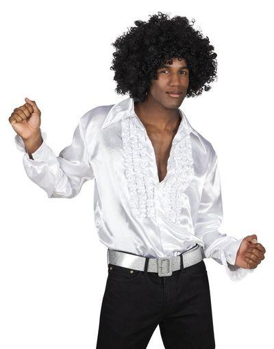 Disco blouse wit