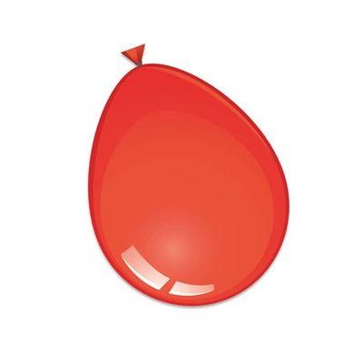 Ballonnen kristal rood (30cm) 100st