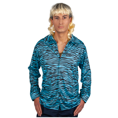 Foto van Tiger king overhemd