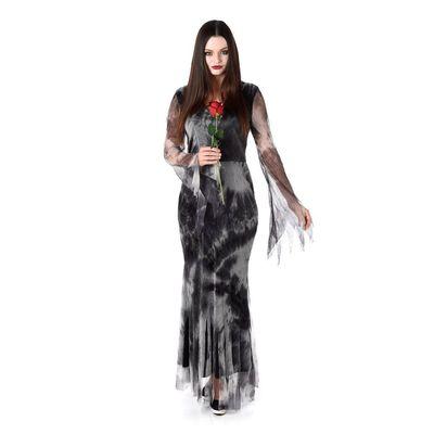 Foto van Zombie bruidsjurk zwart