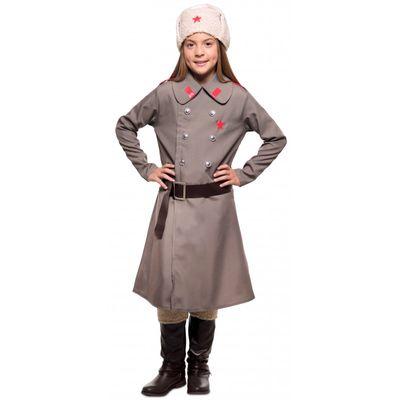 Foto van Russisch kostuum meisje