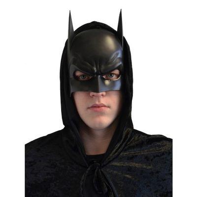 Foto van Batman masker hard plastic