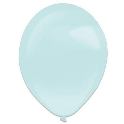 Ballonnen mint pearl (35cm) 50st