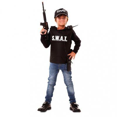Foto van SWAT vest jongen