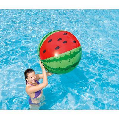Opblaas watermeloen strandbal