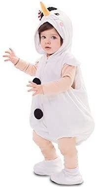 Foto van Sneeuwman pak baby