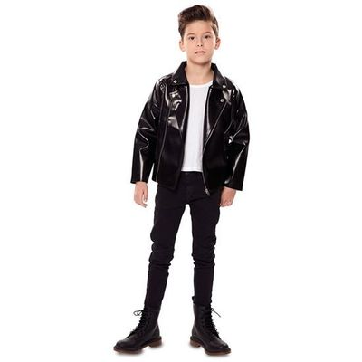 Foto van Biker jacket - Grease kind