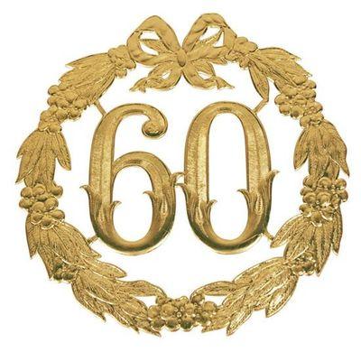 Jubileumcijfer 60