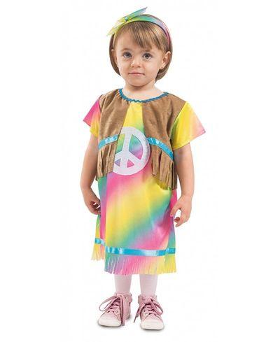 Hippie jurkje baby