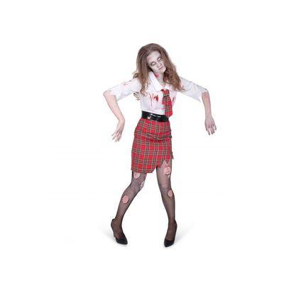 Foto van Zombie lerares kostuum