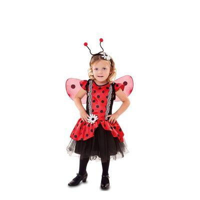 Lieveheersbeestje kostuum kleuter
