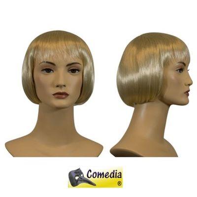 Theaterpruik bobline blond
