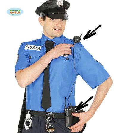 Walkie Talkie Politie