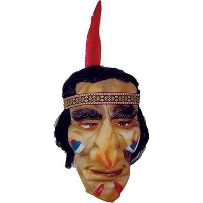 Foto van Indianen masker