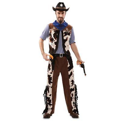 Cowboy kostuum - Heren
