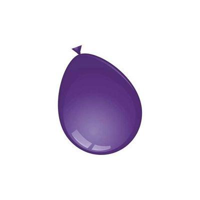 Ballonnen kristal paars (30cm) 100st