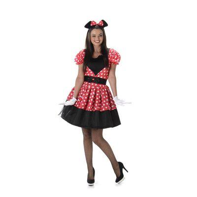 Foto van Minnie mouse jurk luxe