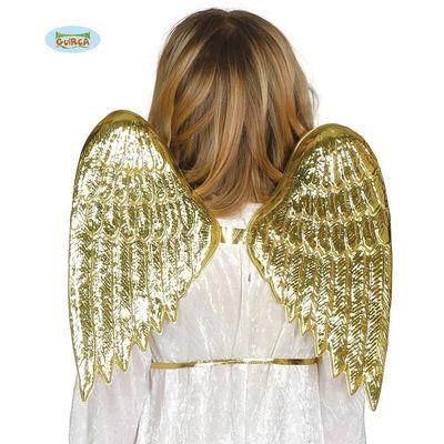Foto van Engelenvleugels goud klein