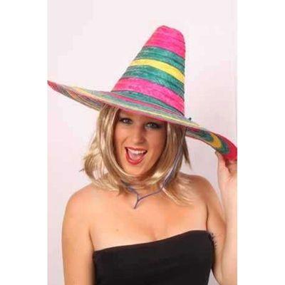Sombrero mexico multi (one size)