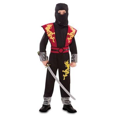 Foto van Draken ninja pak kind