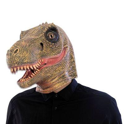 Foto van Dino masker