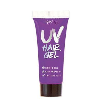 Foto van UV haargel neon paars