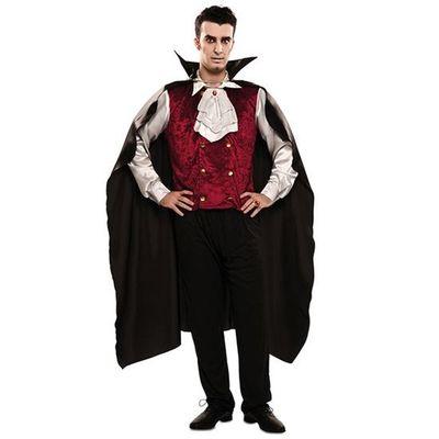 Foto van Elegant vampieren kostuum