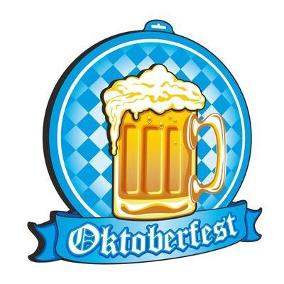 Foto van 3D Bord Bierpul Oktoberfest