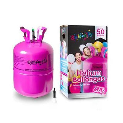 Helium cilinder 50 WB