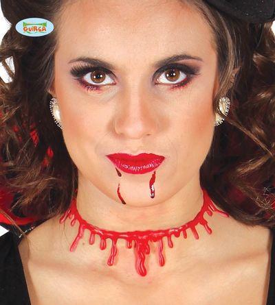 Bloed choker