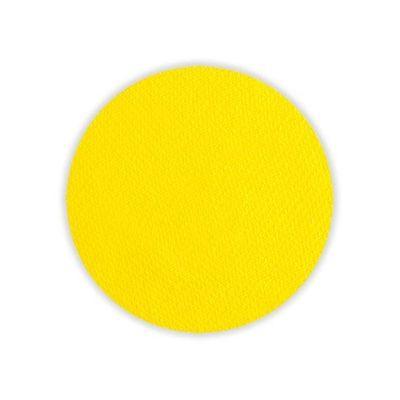 Foto van Superstar schmink waterbasis geel (45gr)
