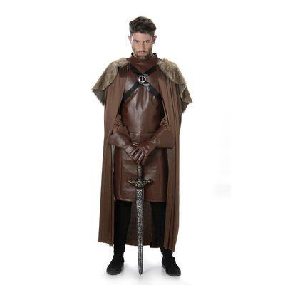 Foto van Middeleeuwse ridder kostuum luxe