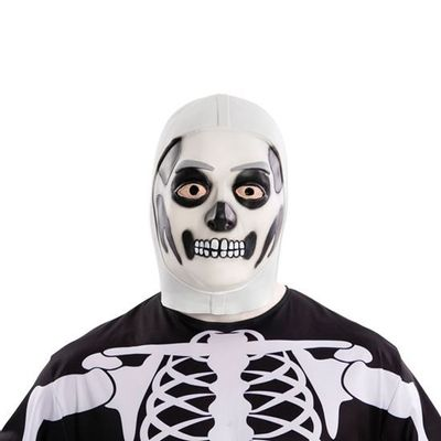 Foto van Fortnite masker Skull trooper
